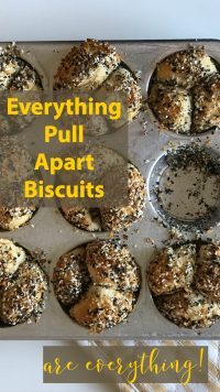 Everything Pull Apart Biscuits