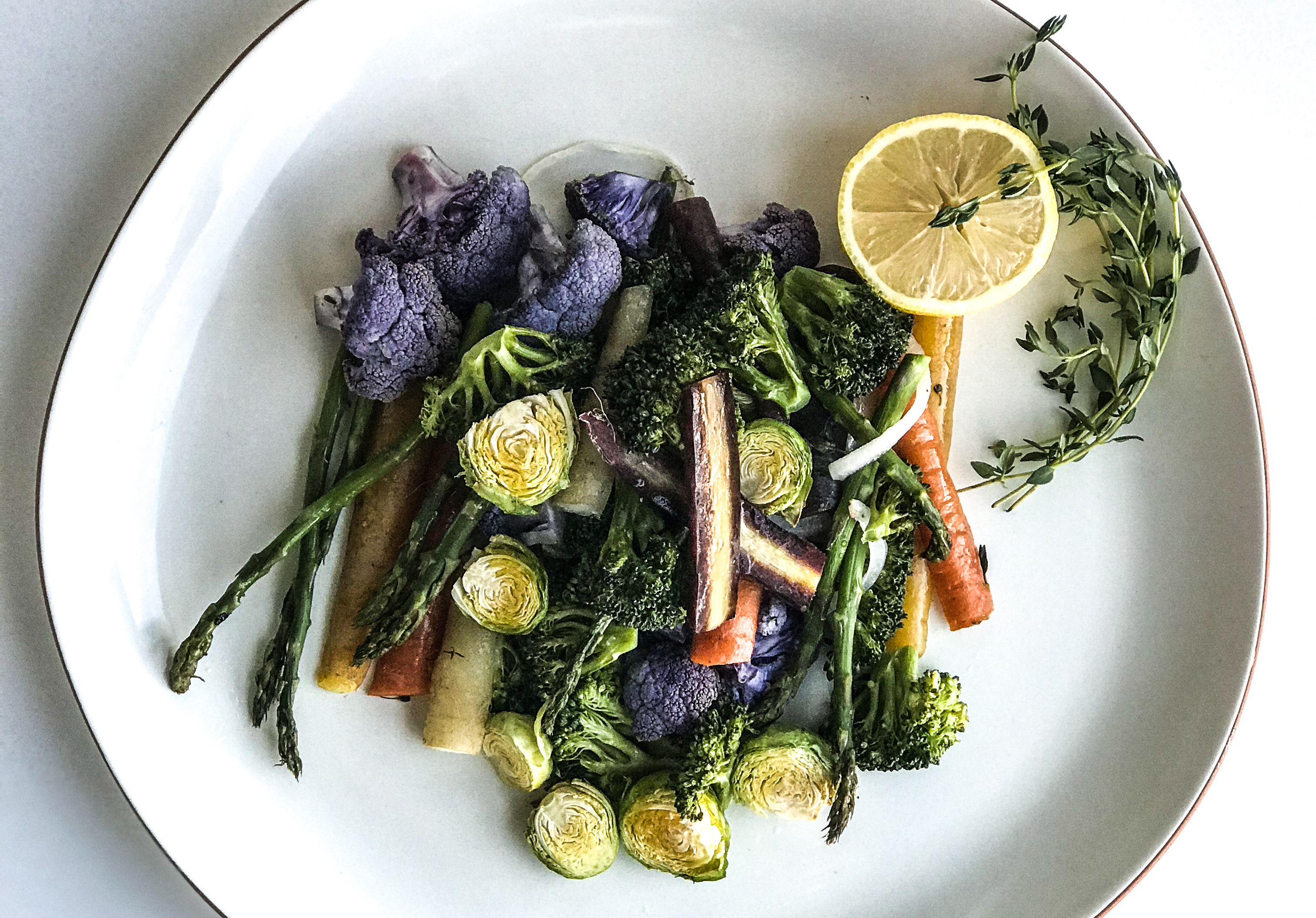 Sheet-Pan Roasted Vegetables