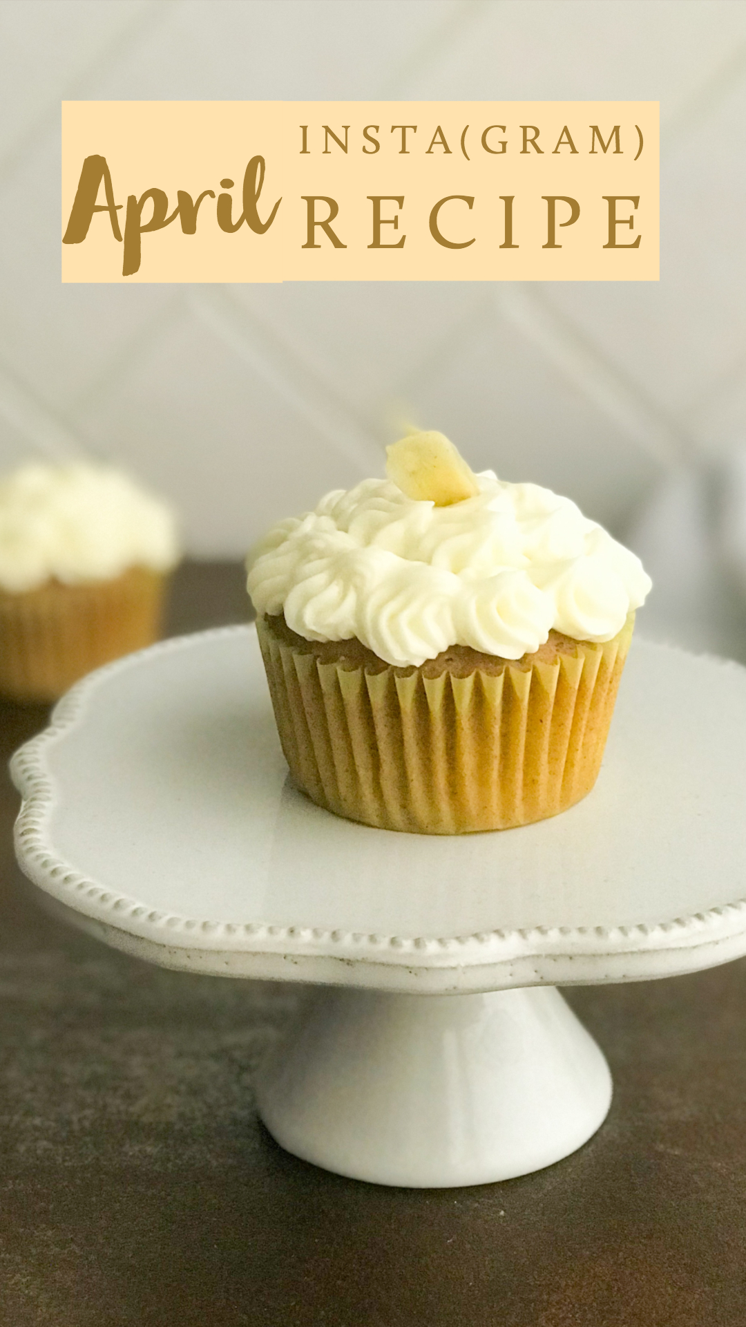 Lemon-Ginger Cream Cheese Frosting
