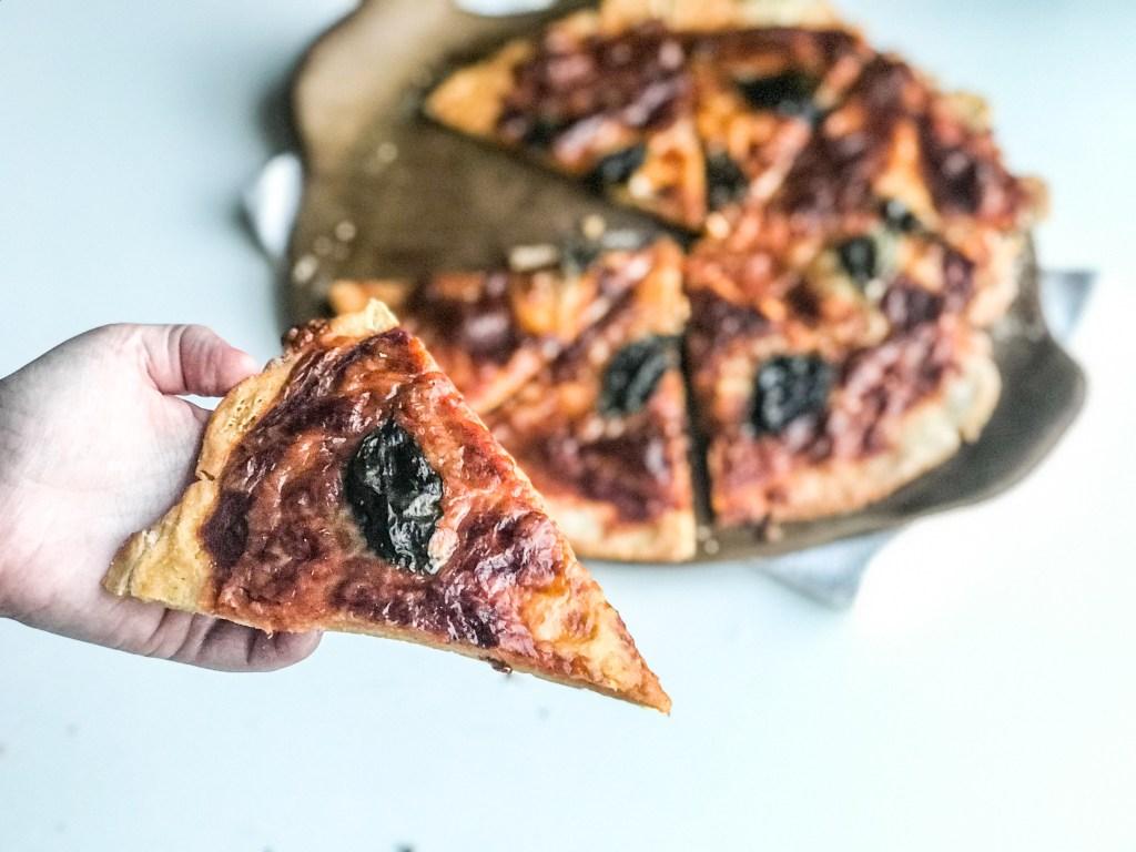 Simple Gluten-Free Pizza Crust