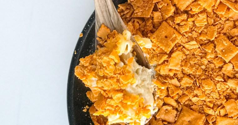 Crunchy Top 3-Cheese Mac & Cheese