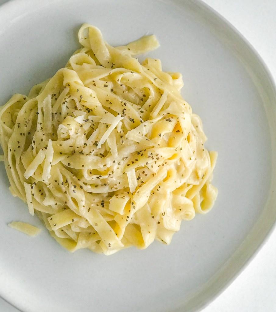 2021 Live Virtual Recreational Culinary Classes - Cacio e Pepe