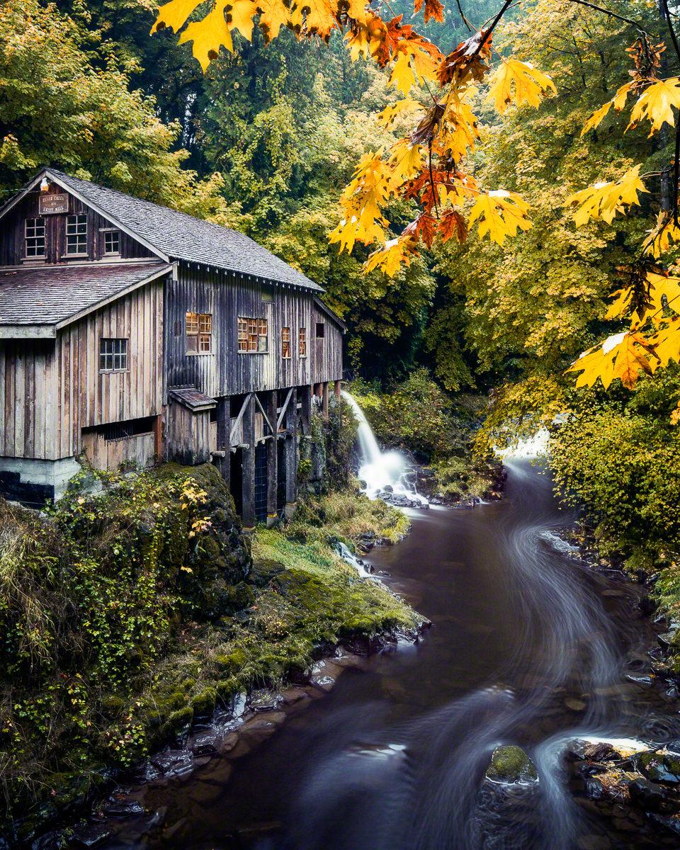 Cedar creek grist mill nicolesy for Cedar creek