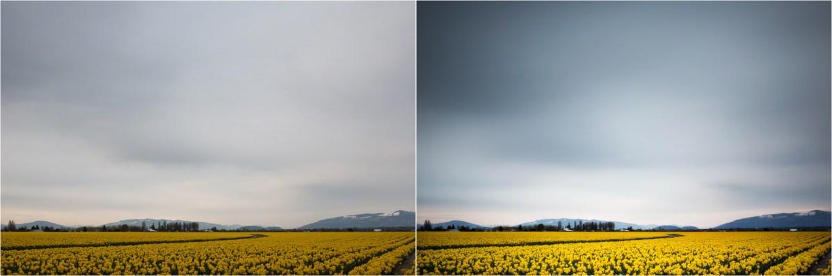 (Left) 1/10 sec; (Right) 130 sec — © Nicole S. Young (nicolesy.com)