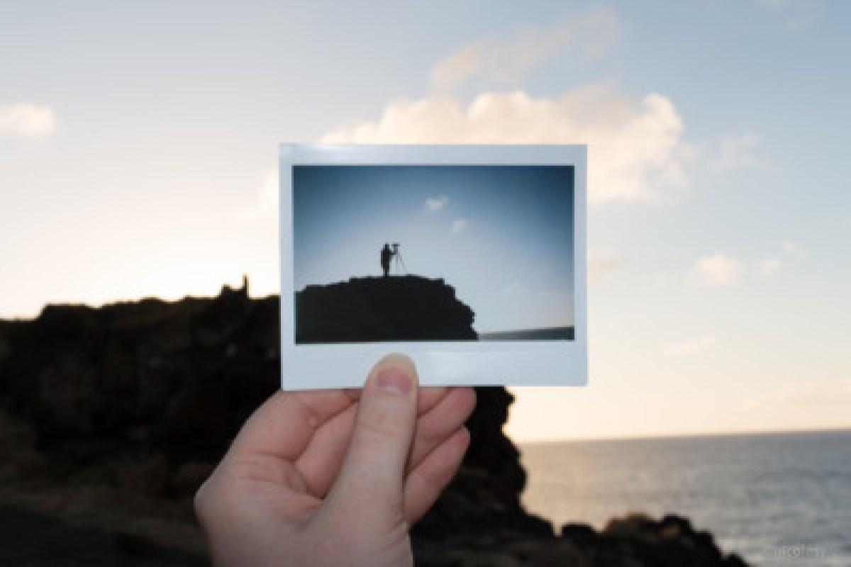 FUJIFILM Instax picture-in-picture