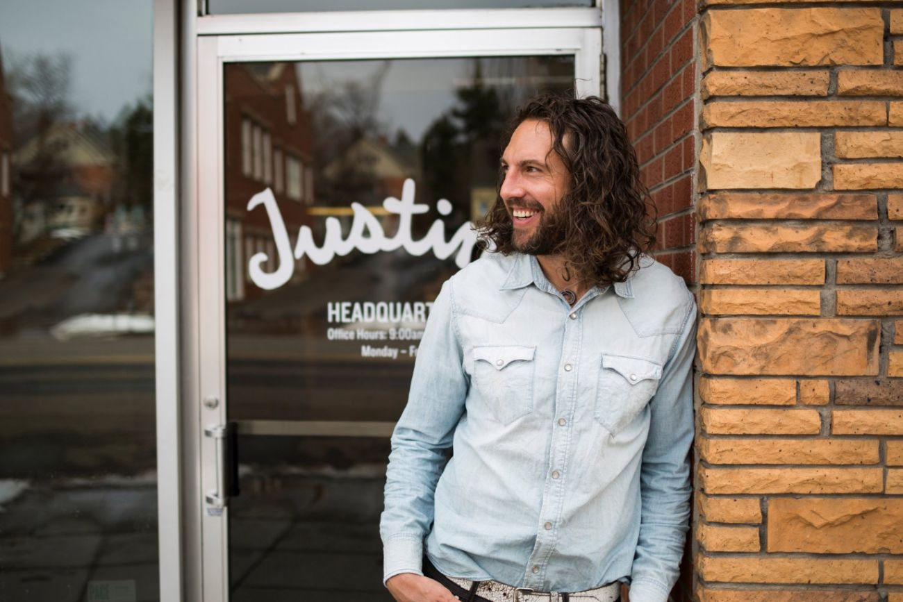Q&A with Justin Gold of Justin's Nut Butters – Nicole the Nomad
