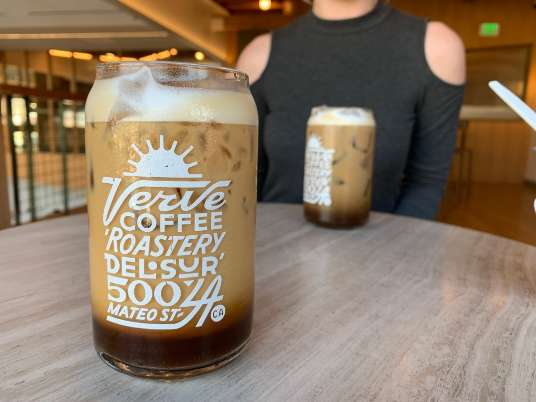 verve coffee cold brew