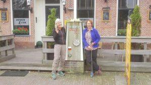 Pieterpad, van Pieterburen naar Groningen