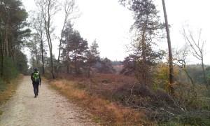 Pieterpad, van Nijverdal naar Holten