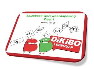Spiekboekje Werkwoordspelling