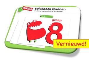 Spiekboekje rekenen groep 8