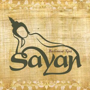 Logo Design by Nicole Victory Design. Spa Sayan