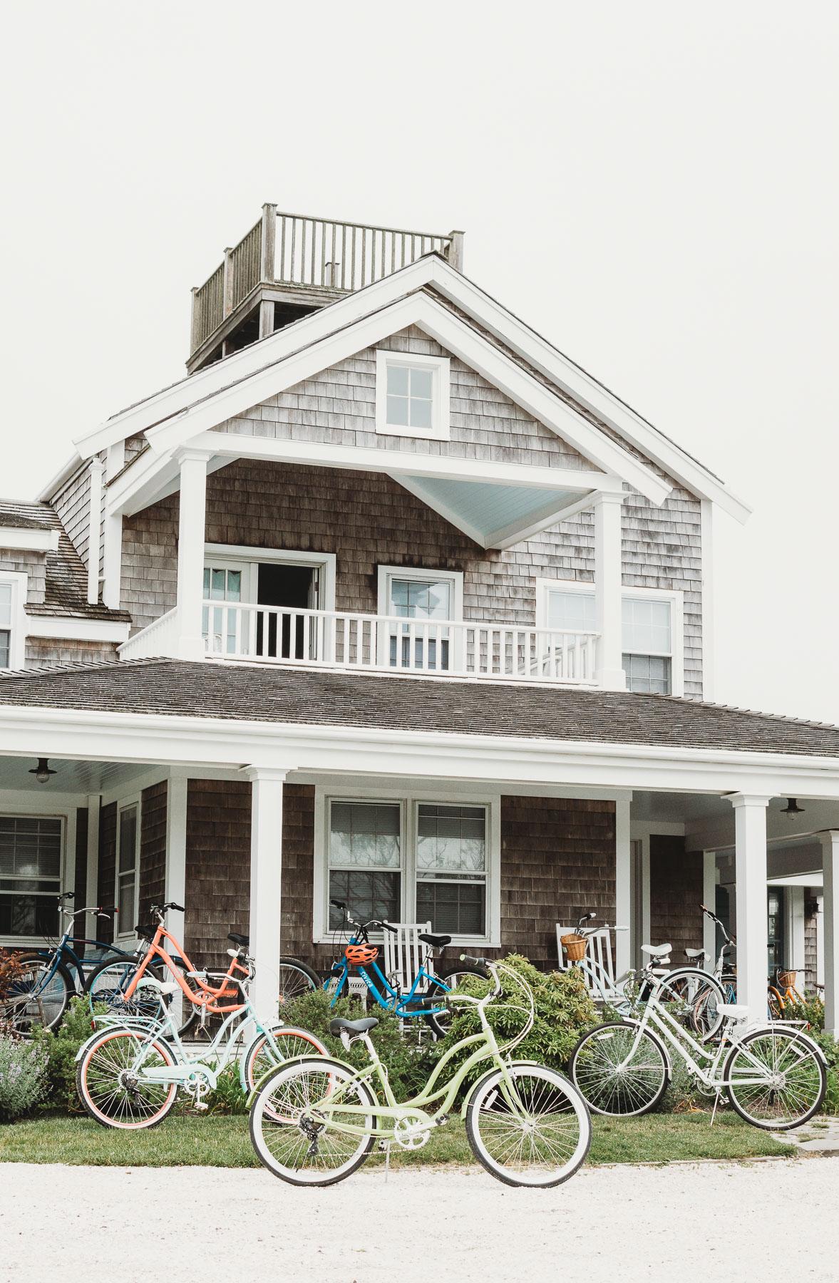 Schwinn Summer House on Nantucket 2017 | Nicole Victory Design