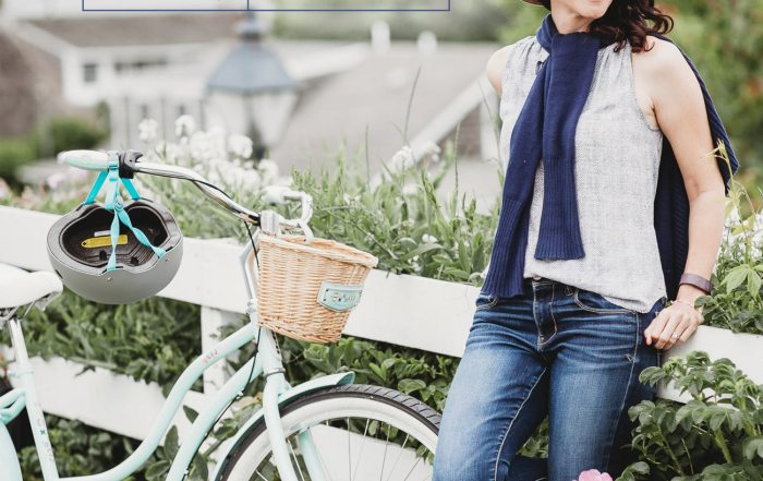 Places to Bike on Nantucket Part 2 | Nicole Victory Design