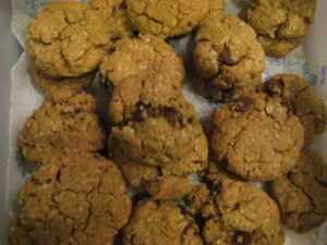 Dandy Candy Oatmeal Cookies