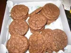 911 Chocolate Emergency Cookies