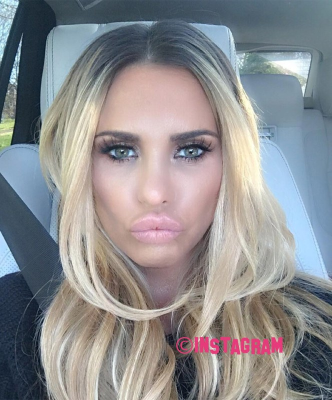 Katie Price Talks About Her Sex Life And Admits One Of Her Ex's Was So BIG He Would Give Her Cystitis
