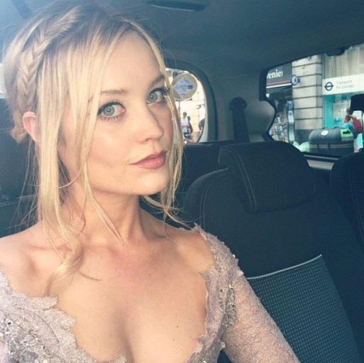 Laura Whitmore Talks About 'Lovely' Strictly Come Dancing Partner Giovanni Pernice