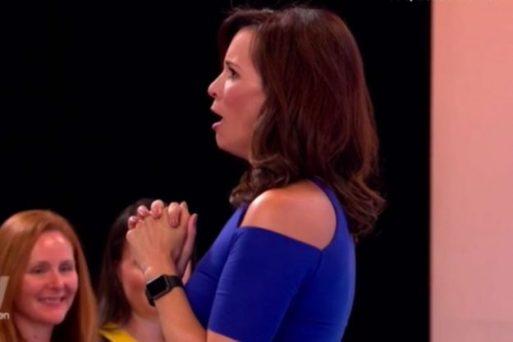 Loose Women Presenter Andrea McLean Storms Off After Kaye Adams Prank