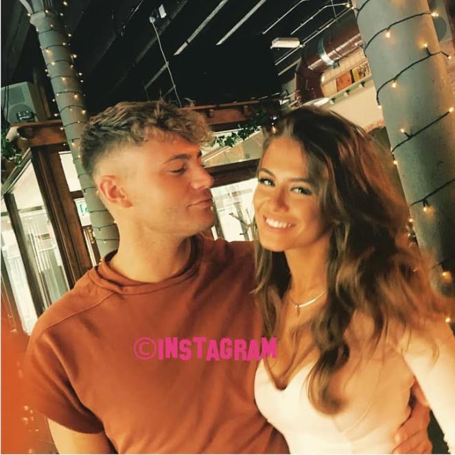 Scotty T Annouces Relationship With Francesca Toole And She's The 'Real Deal'