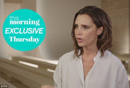 Victoria Beckham Says Her Daughter Harper Beckham Loves All Thing Fashion