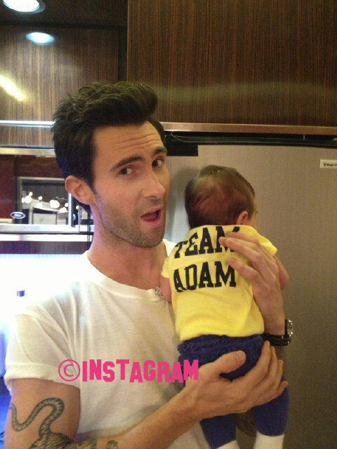 Adam Levine Says Parenthood Is A 'Beautiful! See What Else He Had To Say HERE!