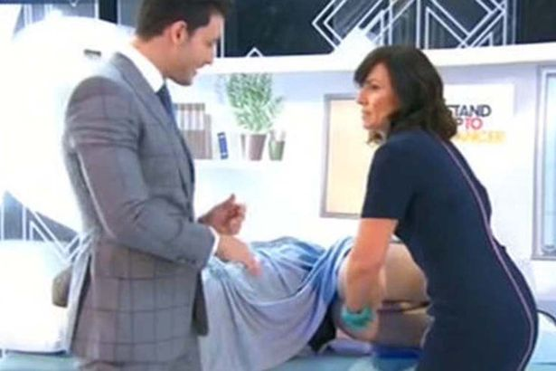 davina-mccall-gives-rectal-exam-during-live-tv-broadcast-of-stand-up-to-cancer