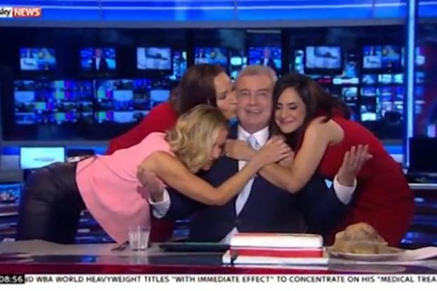 Eamonn Holmes Gets Cut Off Mid Speech As He Leaves Sky News After 11 Years!