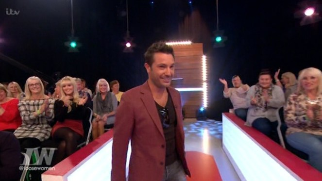 Gino D'Acampo Has The Loose Women In Fits Of Giggles After Sexual Innuendos