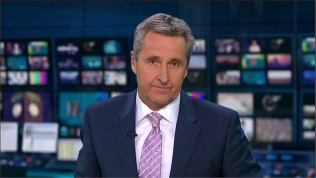 ITV News Reader Mark Austin Leaves ITV After 20 Years!