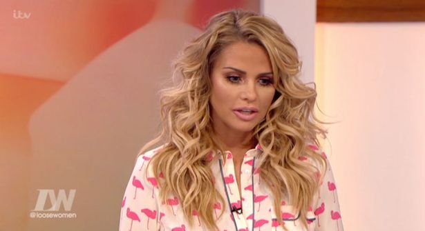 Katie Price To Take A Break From Loose Women To Concentrate On Her Marriage