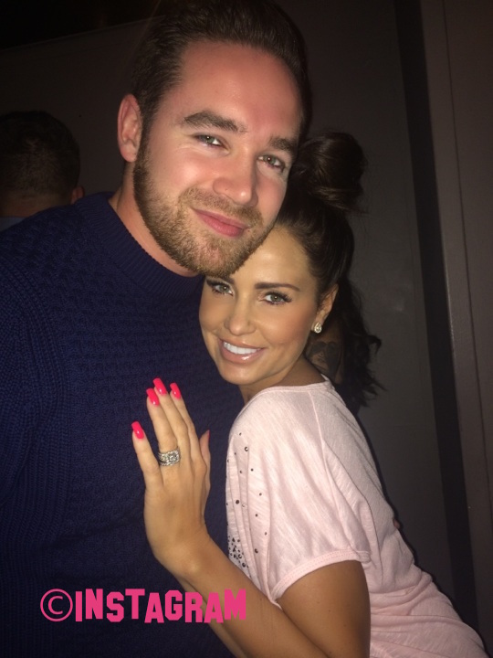 Kieran Hayler 'Threatens To Leave' Katie Price After She Spent Tim At Hotel With Scotty T!
