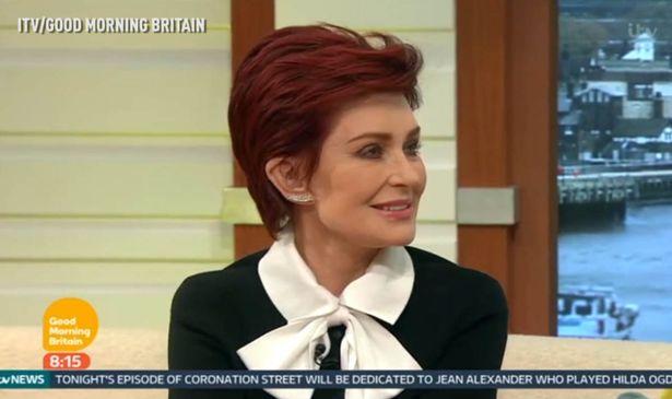 "Sharon Osbourne Admits Everything Is Ok With Her ""Dirty Dog"" Husband Ozzy Osbourne"