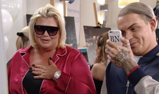 Towie Hit By More Fake Rumors As Gemma Collins Hair Grows REALLY Fast!
