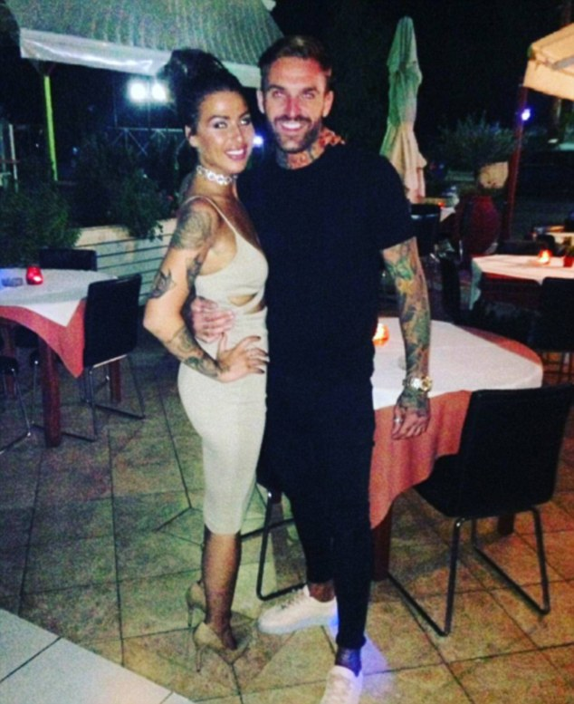 Wayne Rooney Prostitute Jenny Thompson Has Sex With Geordie Shore Star Aaron Chalmers In New Ex On The Beach Series