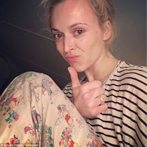 Fearne Cotton Goes Makeup Free In Latest Instagram Selfie