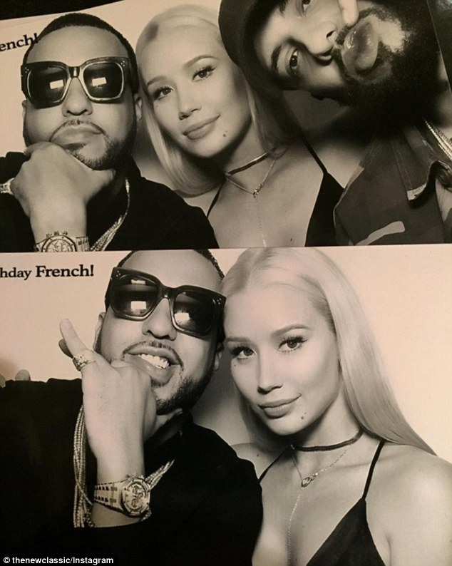 Iggy Azalea & French Montana Are Still In A Relationship