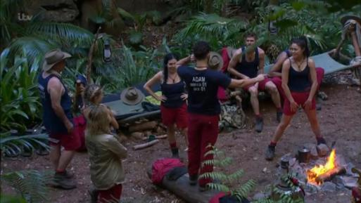 I'm A Celebrity Campmates Have Lucky Escape After Poisonous Snake Enters Camp
