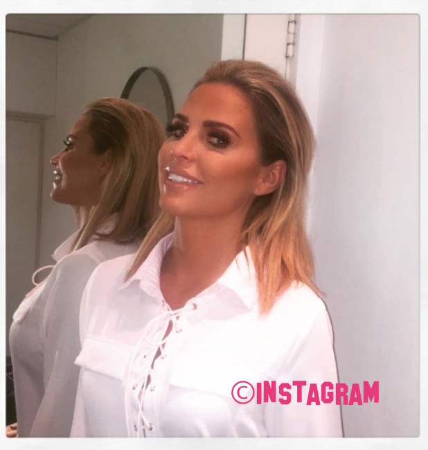 "Katie Price Excites Fans With Some ""Exciting News"" On Twitter"