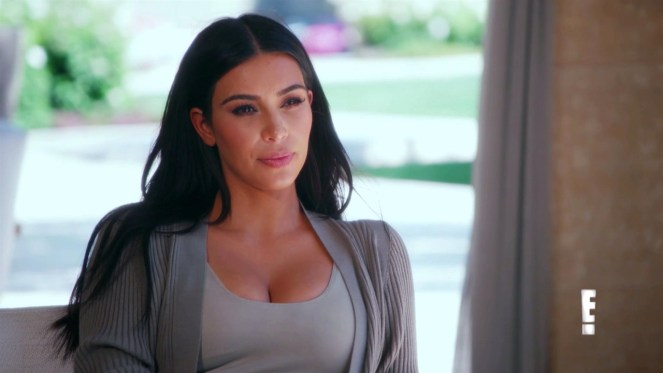 Kim Kardashian Admits To Struggling With Anxiety The Paris Attack