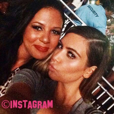 Kim Kardashian Briefly Returns To Instagram