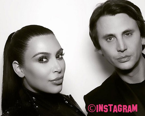 Kim Kardashian Keeps On Teasing BFF Jonathan Cheban About His Thinning Hair In New KUWTK Clip!