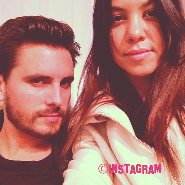 Kourtney Kardashian And Scott Disick Are Living Together Again!