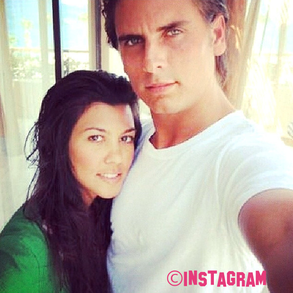 Kourtney Kardashian Is 'Protect Herself' As She Rebuilds Relationship With Scott Disick!