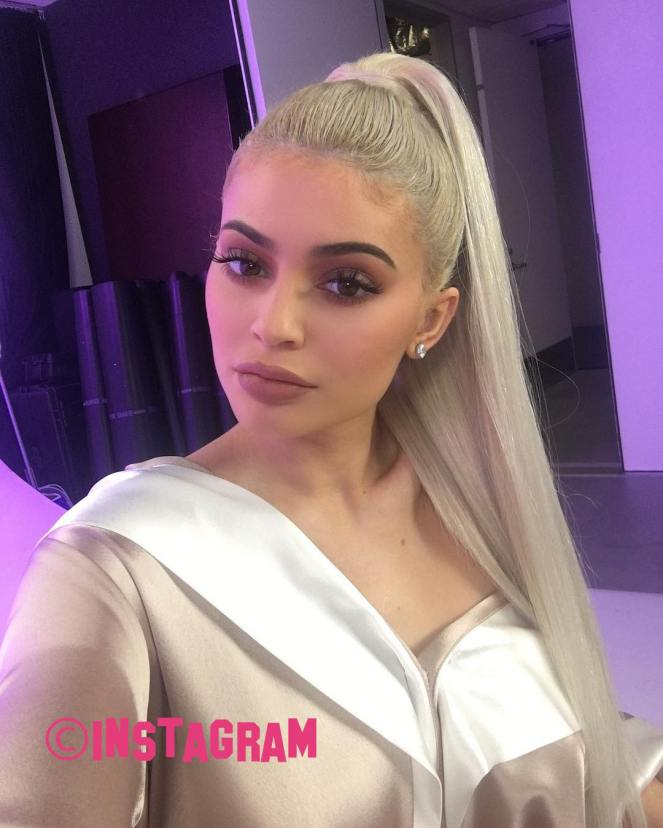 Kylie Jenner Admits Photos Of Brother Rob Kardashian With Baby Daughter Dream Kardashian Makes Her Want To Cry