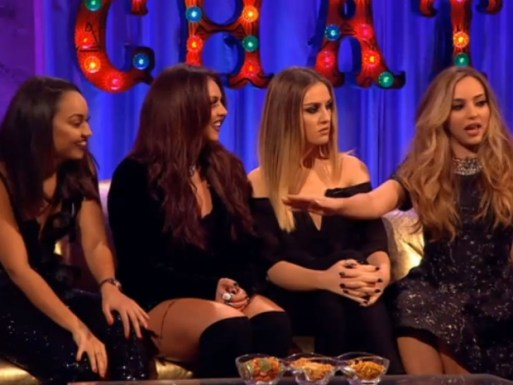 Little Mix Talk About How They Have Always Been Judged With The Way They Look In The Industry