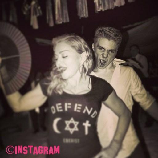 Madonna Speaks About Her Son Regarding Rocco Ritchie Marijuana Possession Arrest