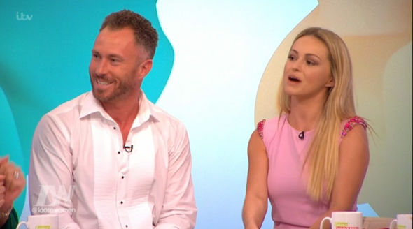 Ola Jordan Put Becoming A Mum Second Over The I'm A Celebrity Jungle
