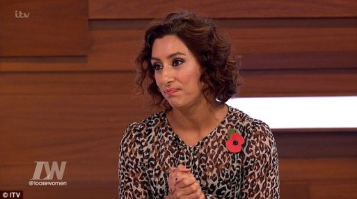 Saira Khan Admits She 'Taking Baby Steps' Just One Week After She Admitted That She Was Molested Aged 13!