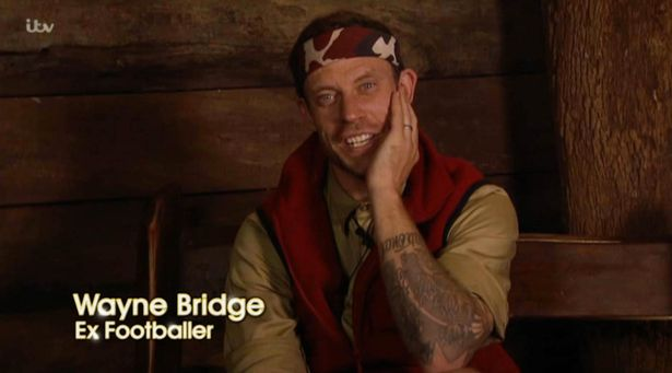 See The Moment Wayne bridge Farts In Adam Thomas' Face On I'm A Celebrity